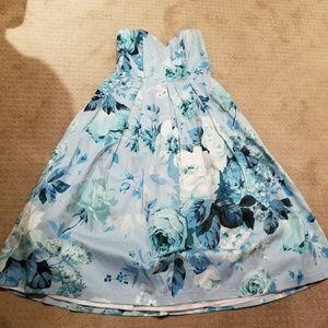 Asos garden dress midi length